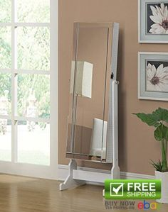 shop joss main for your harper mirrored jewelry armoire complete your master suite or vanity ensemble with this cheval mirror armoire featuring interior - Ensemble Vanite Armoire