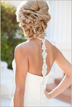 Elegant Wedding Updos For Long Hair