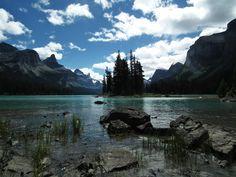Spirit Island, Jasper National Park, AB. ( 3648x2736) - Imgur