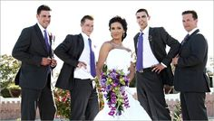 Sassy in purple! A great mix of #GreenCymbidium and #PurpleDendrobium #orchids #CaboFlowersandCakes