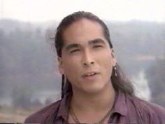 Eric Schweig aka Uncas from my favorite movie, The Last of the Mohicans.