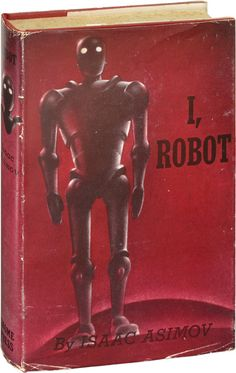 Isaac Asimov. I Robot. 1st. Edition.