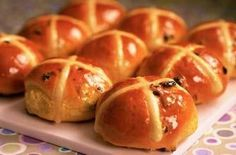 Hot Cross Buns for Good Friday