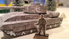 #wargame #Boardgame #papersoldiers #papermodels #paper #soldiers #paper #models