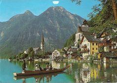 UNESCO: Hallstatt-Dachstein / Salzkammergut Cultural Landscape, Austria by alessandralee, via Flickr