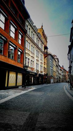 Celetná street Prague