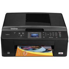 Brother MFC-J425W Inkjet All-In-One With Wireless Networking #mybhgear