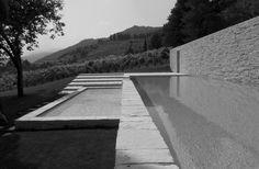 Piscina a Villa Barberina, Valdobbiadene, TV. Progetto Sudio di architettura Bornelloworkshop.