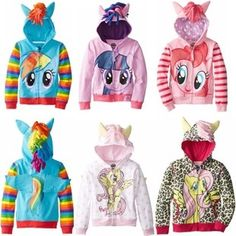 11.01$  Buy now - http://ali1db.shopchina.info/go.php?t=32329506972 - Cartoon Movies pony Kids Girls and boys jacket Children's Coat Cute Girls Coat, hoodies, girls Cotton Jacket children clothing 11.01$ #magazine