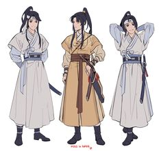 Read Korea ver from the story MDZS,SVSSS,HOB Fanart & Photo by xing_hyunee (အ႐ွင္း😆) with reads. Korean Traditional, Traditional Outfits, Character Drawing, Character Concept, Mode Kimono, Chinese Clothing, Drawing Clothes, Art Reference Poses, Character Design References