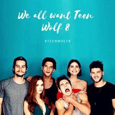 #TeenWolf8 on Twitter please