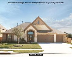 Rancho Sienna - Now Open: Design Perry Homes, Plan Design, Home Builders, Building A House, Floor Plans, Construction, Cabin, Mansions, House Styles