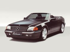 Lorinser Mercedes-Benz SL-Klasse (R129) Mercedes R129, Benz Smart, Ac Schnitzer, Sports Sedan, Tuner Cars, Motorcycle Bike, Car Ins, Old Cars, Cars And Motorcycles