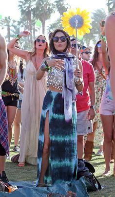 Celebrity Coachella Fashion Explained