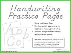 Fine D'nealian Handwriting Practice Worksheets that you must know, Youre in good company if you?re looking for D'nealian Handwriting Practice Worksheets Dnealian Handwriting, Kindergarten Handwriting, Handwriting Practice Worksheets, Teaching Handwriting, Improve Your Handwriting, Handwriting Analysis, Sending Condolences, Letter Sounds, Cursive