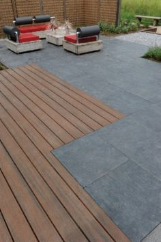 Do Pergolas Give Shade Terrace Roof, Wooden Terrace, Roof Balcony, Terrace Design, Patio Design, Garden Design, Patio Flooring, Backyard Paradise, Concrete Patio