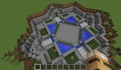 minecraft spawn ideas | minecraft minigame server spawn 2 minecraft minigame server spawn 2 ...