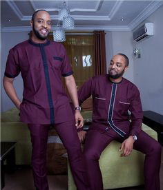 Do you need a professional tailor(s) to work with? Gazzy Consults is here to fill that void and save you the stress. We deliver both local and foreign tailors across Nigeria. Call or whatsapp 08144088142 African Male Suits, African Shirts For Men, African Dresses Men, African Attire For Men, African Clothing For Men, Latest African Fashion Dresses, African Print Fashion, African Women, African Prints