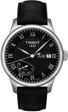 Men's Wrist Watches - Tissot TClassic Le Locle Mens Watch T0064241605300 * Click image to review more details. (This is an Amazon affiliate link)