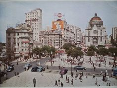 Praça da Sé, 1960.