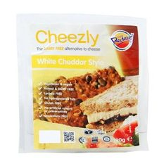 Redwood White Cheddar Style Cheezly 190g
