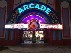 Photo of Arcade City at The Island