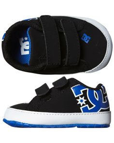 DC Shoes for Baby boys awe my lil cuz would love these