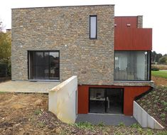 gevelbekleding huis beton - Google zoeken
