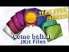Como baixar ficheiros de JKit da Jeunesse! - Team OURO