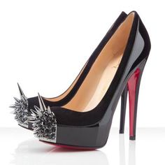 Killer shoes -- Christian Louboutin Asteroid 160mm Spike-toe Pumps