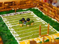 Super Bowl Partytime: How to Build an Edible Stadium | Serious Eats