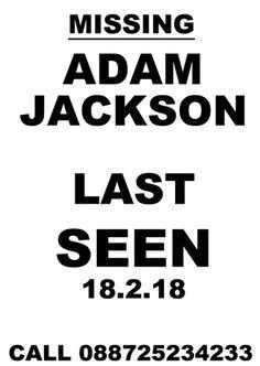 LAST SEEN Adam Jackson, Typography, Calm, Artwork, Black, Letterpress, Work Of Art, Letterpress Printing, Auguste Rodin Artwork