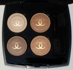 Chanel Quatuor Boutons de Chanel Eyeshadow Palette NIB - Sealed #ChanelPrice:US $95.00