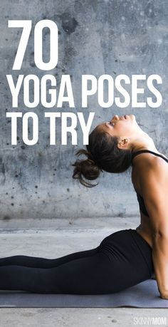 70 Yoga Poses to Tone, Strengthen, and Detox Your Body - Tricks Today