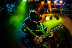 Ghost, co-headlining w/ Baroness in Cleveland - shot for theclevelandsound.com Photo cred Carissa Russel (pyathia) on Flickr