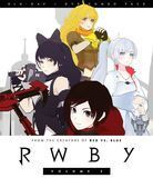 Rwby: Vol. 2 [2 Discs] [Blu-ray/DVD]