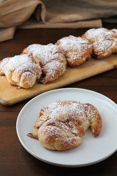 Almond Croissants for #BrunchWeek by LoveandConfections