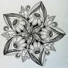 Didisch website: juli 2013 http://www.pinterest.com/geniaseghetti/zentangles-doodle-art-etc/