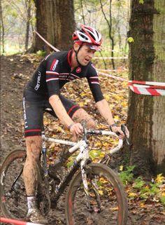 Cyclocross Ridderkerk third place #cycling