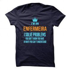 Enfermeira - #tshirt tank #hoodie. ORDER HERE => https://www.sunfrog.com/No-Category/Enfermeira-89318917-Guys.html?68278