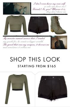 """Agust D - The Last"" by lola-twfanmily ❤ liked on Polyvore featuring rag & bone"