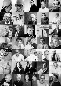 Pritzker Architecture Prize Winners... Faces of the good Ones