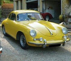 1960 Porsche 356 B Coupe