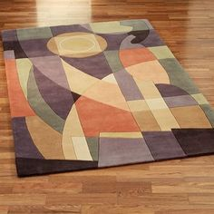 Pastel Visions Area Rug