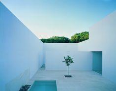 Alberto Campo Baeza - AD España, © Hisao Suzuki
