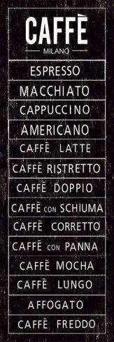 Interesting coffew signage