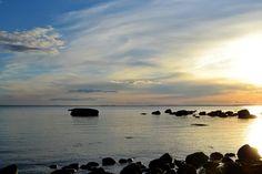 Kaunissaari Gulf of Finland Love Of My Life, Finland, Sea, Mountains, Sunset, Travel, Outdoor, Outdoors, Viajes