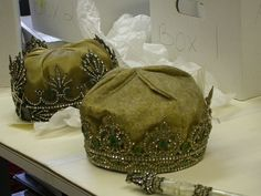 Antique Crowns from the Historic New Orleans Collection