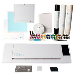 Silhouette CAMEO® Cutting Machine bundle with Accessories at Costco for only $249.99