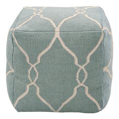 I pinned this Marrakesh Pouf from the Traditional Neutrals event at Joss and Main!